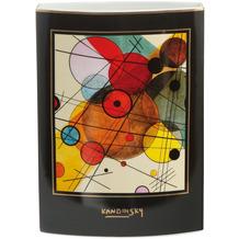 Goebel Vase Wassily Kandinsky - Kreise im Kreis 20,0 cm