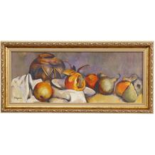 """Goebel Wandbild Paul Cezanne - """"Stillleben mit Birnen"""" 27,0 cm"""