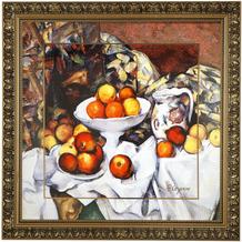 "Goebel Wandbild Paul Cézanne - ""Stillleben I"" 68,0 x 68,0 cm"