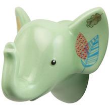 """Goebel Wandhaken Elephant - """"Jungle"""" 6 x 7 x 6,5 cm"""