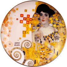 "Goebel Wandteller Gustav Klimt - ""Adele Bloch-Bauer"" 2,0 cm"