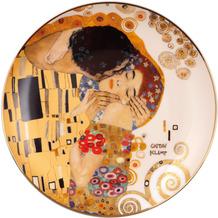 "Goebel Wandteller Gustav Klimt - ""Der Kuss"" 2,0 cm"