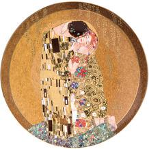 Goebel Wandteller Gustav Klimt - Der Kuss 36,0 cm