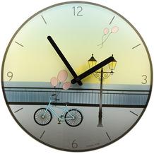 Goebel Wanduhr Bicycle D  30,5 cm