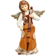 Weihnachts Engel  Abendstern 7,5 cm  von  Goebel