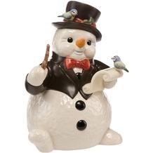 Goebel Weihnachten Schneemänner Vogelkonzert