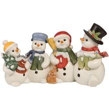 Goebel Weihnachten Schneemänner Winterfreunde