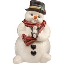 Goebel Weihnachten Schneemänner Winterfreundschaft