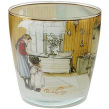 Goebel Windlicht Carl Larsson - Die Küche 9,0 cm