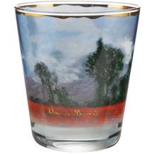 Goebel Windlicht Claude Monet - Mohnfeld 10,0 cm