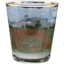 Goebel Windlicht Claude Monet - Weg durch das Mohnfeld 10,0 cm