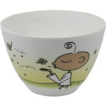 """Goebel Windlicht Der kleine Yogi - """"Besondere Momente"""" 7,5 cm"""