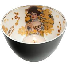 Goebel Windlicht Gustav Klimt - Adele Bloch-Bauer 7,5 cm