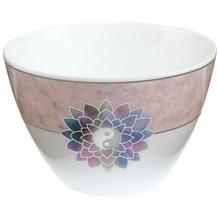 Goebel Windlicht Lotusblüte Rosé 7,5 cm
