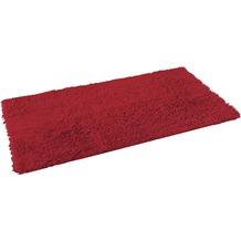 Gözze Allzweckteppich, Hochflor, Farbe rot 50 cm x 70 cm