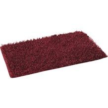 Gözze Allzweckteppich Shaggy Farbe rot 50 cm x 70 cm