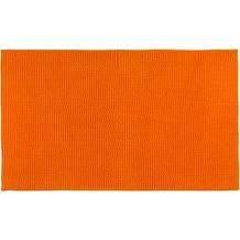 Gözze Badteppich Chenille orange 70 x 120 cm