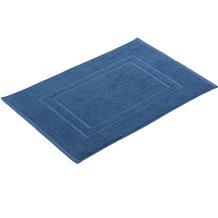 Gözze Badvorleger Frottierserie Sylt kobaltblau 50 x 70 cm