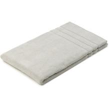 Gözze Frottier-Badvorleger Zero Twist Monaco silber 50 x 80 cm
