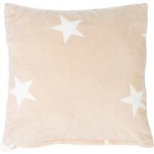 Gözze Sofakissen Sterne creme Dekokissen 50 x 50 cm