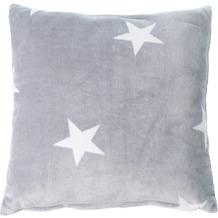 Gözze Sofakissen Sterne silber Dekokissen 50 x 50 cm