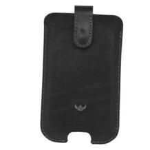 Golden Head Colorado für iPhone, BlackBerry®, Samsung Handytasche Leder 7,5 cm schwarz