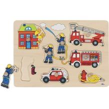 Gollnest & Kiesel Steckpuzzle Feuerwehr