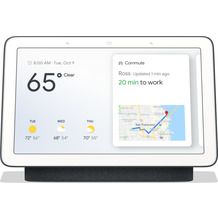 Google Nest Hub, carbon