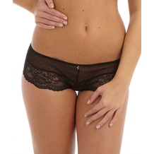 Gossard Everyday Lacey Short Black XS