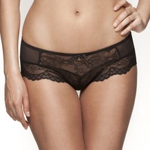 Gossard Lace Short Black L