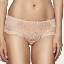 Gossard Lace Short Light Rose XS