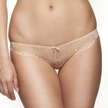 Gossard Lace String / Thong Nude L