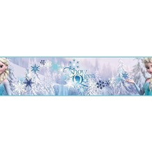 Graham & Brown PropylenBordüre Frozen Snow Queen Kollektion Kids @ Home