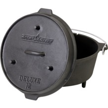 "Camp Chef 12"" (30cm) Deluxe Dutch Oven"