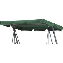 Grasekamp Ersatzdach Universal Hollywoodschaukel  Grün Ersatz-Bezug Sonnendach Dachplane Grün