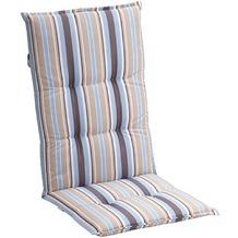 Grasekamp Auflage Marine Kissen Polster  Klapp-Sessel Stuhl Garten-Sessel blau