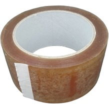 Grasekamp 36 Stück Klebeband Verpackungsband  Packband Transparent Transparent