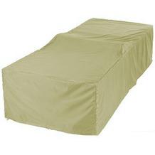 Grasekamp Schutzhülle 200x75cm Gartenliege  Liegestuhl Sonnenliege Relaxliege Beige Beige