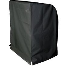 Grasekamp Schutzhülle Strandkorb XL  Strandkorbhülle Abdeckung Spezial -  Schwarz Schwarz RAL 9005