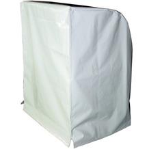Grasekamp Schutzhülle Strandkorb XL  Strandkorbhülle Abdeckung Spezial - Weiß Weiß