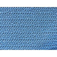 Grasekamp Tischdecke aus Schaumstoff Ø 160cm  grau/blau