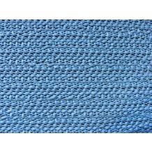 Grasekamp Tischdecke aus Schaumstoff 160x260cm  eckig grau/blau