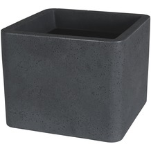 Greemotion Pflanzkübel Lea, schwarz, ca. 29x29 cm