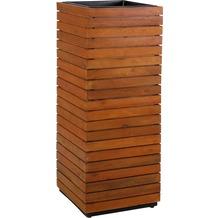 Greemotion Pflanzsäule,Akazienholz recycelt, H115cm