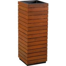 Greemotion Pflanzsäule,Akazienholz recycelt, H 94cm