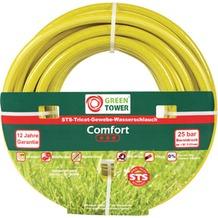 "Green Tower Wasserschlauch Tricot Comfort 1/2"" 30m"