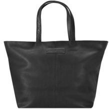 Greenburry Boomer Shopper Tasche Leder 42 cm black
