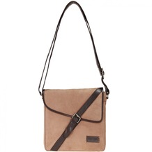 Greenburry Longshore Kent Umhängetasche 27 cm Laptopfach camel-saddle