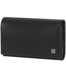 Greenburry Spongy Geldbörse Leder 15,5 cm black