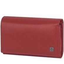 Greenburry Spongy Geldbörse Leder 15,5 cm red